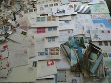 LOT OF WORLDWIDE Stamps,Covers,FDC,Souvenirs Colorful Sheets Postal Stationery