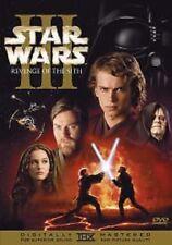 Star Wars - Episode 3 - Revenge Of The Sith (DVD, 2005, 2-Disc Set, Box Set)
