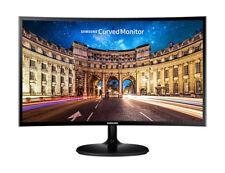 Monitor Led 23.5 Samsung C24f390 Curvonegro