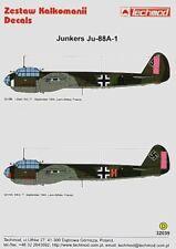Techmod 1/32 Junkers Ju 88A-1 # 32039