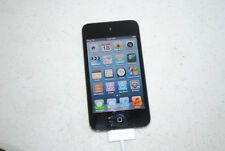 Apple iPod touch 4th Generation Black (32 GB) Bad battery - Works Great / as-is