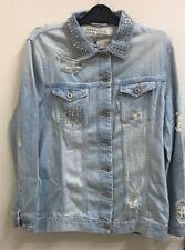 NEXT Denim Oversized Jacket Size 14