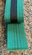 Green with Black Stripe Martial Arts/Taekwondo/Karate Belt