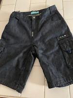 Lrg Roots People Men's Denim Jeans Short Pants Size 32