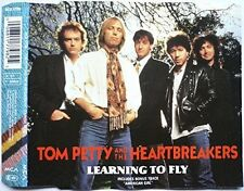 Tom Petty & The Heartbreakers Learning to fly (1991) [Maxi-CD]
