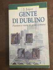 JAMES JOYCE Gente di Dublino- ACQUARELLI