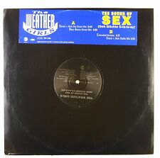 """12"""" Maxi - The Weather Girls - The Sound Of Sex  - D346 - Promo"""
