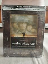 Saving Private Ryan Steelbook (4K Blu-ray/Blu-ray/Digital) R.Date 10/6/20