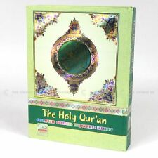 The Holy Quran Qur'an Colour Coded Tajweed 13 Lines Large 25x19 Cm Bold Letters