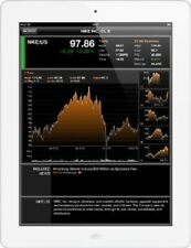 "Apple iPad 4 Tablet 16GB Storage, 9.7"", WiFi, MD513LL/A - White (D)"