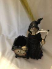 Yankee Candle Boney Bones # 1226829 V/H Times Up (Grim Reaper)