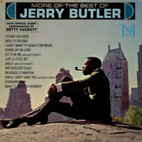 Jerry Butler - More Of The Best Of Jerry Butle (Vinyl LP - 1965 - US - Original)