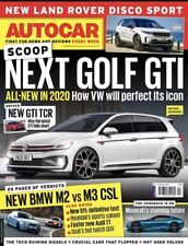 AUTOCAR MAGAZINE 23rd January 2019 (BRAND NEW BACK ISSUE)