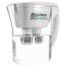 """Christmas Special""Seychelle LARGE 64 OZ. DUAL FILTER WATER PITCHER"