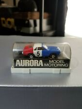 "Aurora ""Tuff Ones"" AMX #5 1477 red/white/blue 1971 nos rare htf original."
