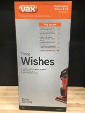 VAX VX6 UPRIGHT VACUUM CLEANER - BRAND NEW & SEALED - RRP$599