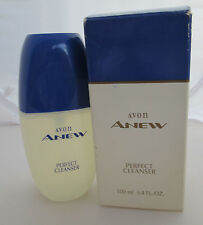AVON ANEW PERFECT CLEANSER 3.4 FL. OZ. /100 ml DISCONTINUED*NEW IN BOX*OLD STOCK