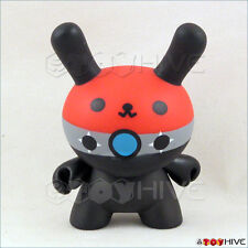 Kidrobot Dunny 2008 Series 5 Chase vinyl figure by Devilrobots missing scarf