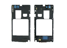 Genuine Sony ST23i Xperia Miro Black Chassis / Middle Cover - 1266-8150