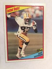 1984 Topps #269 - John Jefferson - Green Bay Packers (Instant Replay)