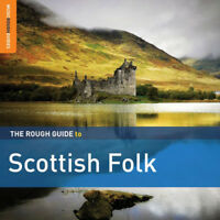 Various Artists : The Rough Guide to Scottish Folk CD (2018) ***NEW***