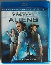 Cowboys & Aliens. BluRay
