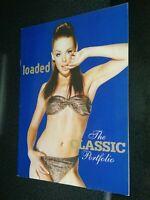 Loaded Classic Portfolio Magazine 2001 - Kylie Minogue - Jordan - Kelly Brook