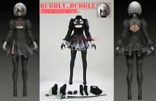 1/6 Nier Automata YoRHa No.2 Type B Head Clothing Set For S10D ☆SHIP FROM USA☆