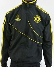 CHELSEA FC ADIDAS MENS FOOTBALL SOCCER TRAINING TOP SIZE S (adults)