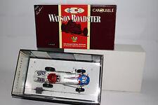 1/18 Carousel 1 Watson Roadster Agajanian #98 Indy 500 Win 1962 Parnelli Jones