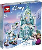 LEGO DISNEY 43172 ELSA CASTLE   SEALED.