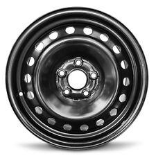 "New 17"" x 7"" 5 Lug Black Steel Wheel Rim Fits 2011-2017 Honda Odyssey 5x120mm"