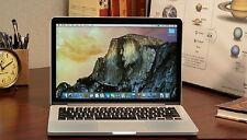 "Recent Spec spec Apple Retina  MacBook Pro 13"",2.7ghz core i5, 128GB ,warranty"