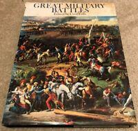 Great Military Battles, Edited By Cyril Falls, Hardback Book