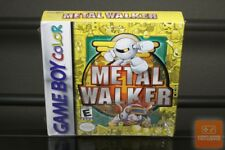 Metal Walker (Game Boy Color, 2001) H-SEAM SEALED! - RARE!