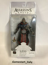 ASSASSIN'S CREED BROTHERHOOD - EZIO - EBONY ASSASSIN - ACTION FIGURE - NEW