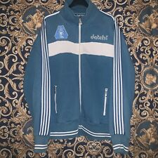 Men/'s CHAMPION Felpa con Cappuccio Zip Giacca Sportiva Felpa Con Cappuccio Stile Retrò 80s 90s Blu Vintage