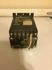 Solid State Controls Timer Relay 1013-1G2B 82952 *FREE SHIPPING*