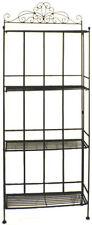Bathroom Metal 4 Bookcases, Shelving & Storage Furniture
