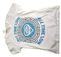 All Time Low Juniors You'll Be Missing Out Shirt New L