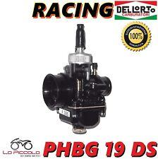 R2695 CARBURATORE DELL'ORTO PHBG 19 DS RACING MISCELATORE E DEPRESSORE PIAGGIO