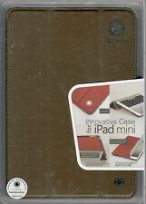GGMM Innovative Case for iPad Mini Fit-M III Brown Microfiber + PC