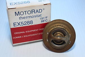 Dodge & Others MotoRad EX5288 191F Thermostat New In Box