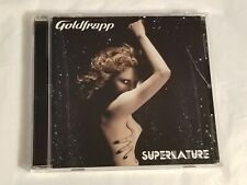 Goldfrapp - Supernature CD