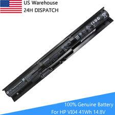 Genuine VI04 Battery for HP 756743-001 756744-001 756745-001 756478-421 V104 New
