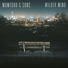 MUMFORD & SONS Wilder Mind 2015 DELUXE EDITION 16-trackCD NEW/SEALED and +