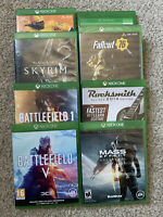 Xbox One Games - Pick & Choose Selection Lot (Shooter, War, Sports, Racing &More