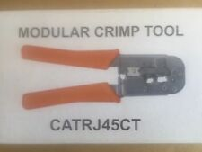 Perfect Vision CATRJ45CT Modular Crimp Tool NEW!