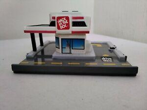 Micro Machines Street Corners Jack in the Box 1993