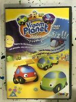 The Fabolous Vroom Planet Stories DVD Spagnolo Inglese Francese Tedesco - Smoby